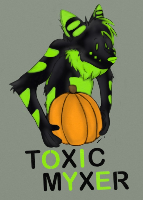 Most recent image: Halloween Badge Commish