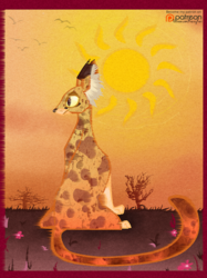 Sunny Serval