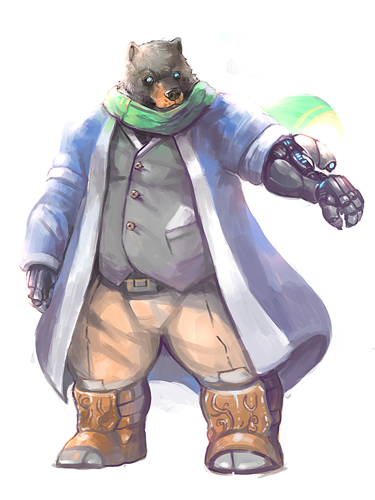 Winter Fashion Arcus