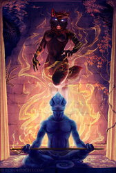 Acquiescence of the Fighting Spirit