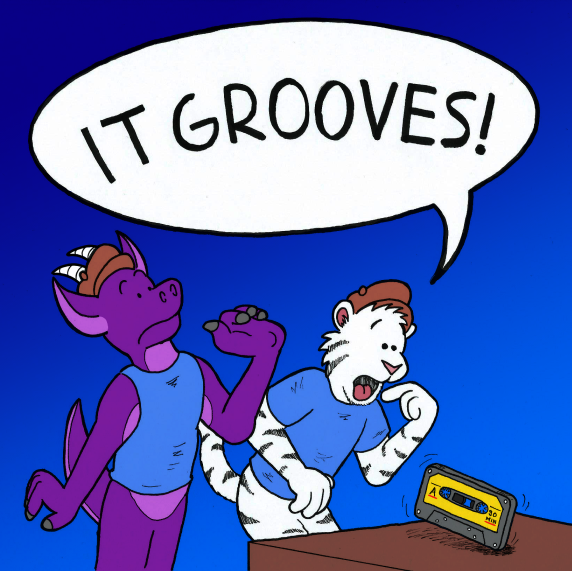 It Grooves! (Album cover)