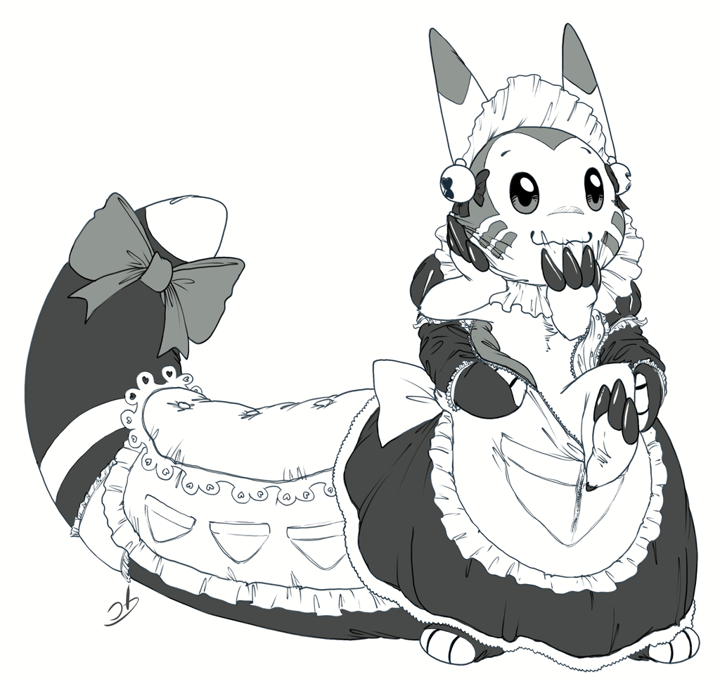 Patreon - Furret Maid