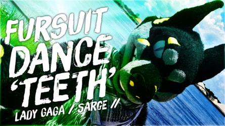 Fursuit Dance / Sarge / 'Teeth' //