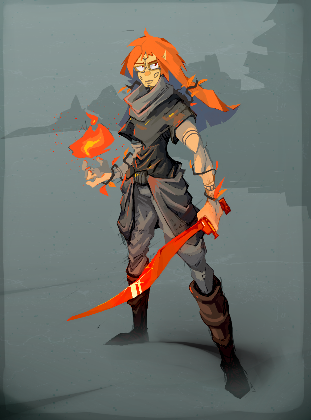 The Druidic Wildfire
