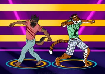 COMMISSION: Dance Central