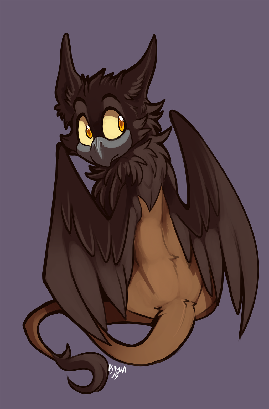Dark Gryphon