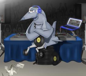 The Jam Shark - Retired Dj (2018)