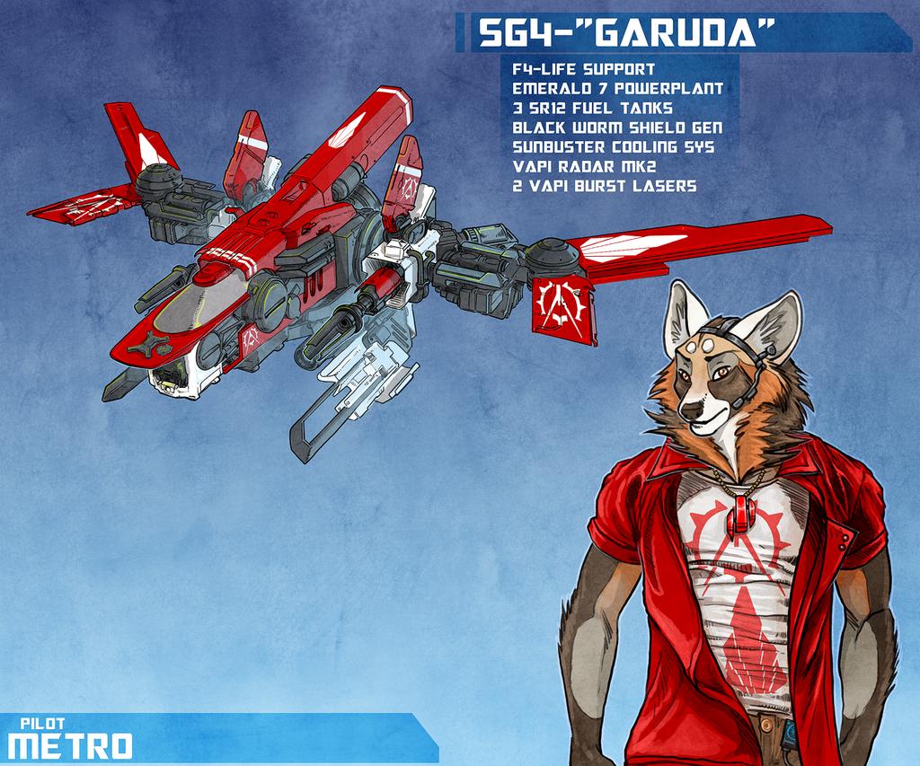 SG4 Garuda