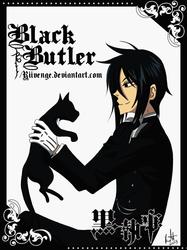 Sebastian and the Cat