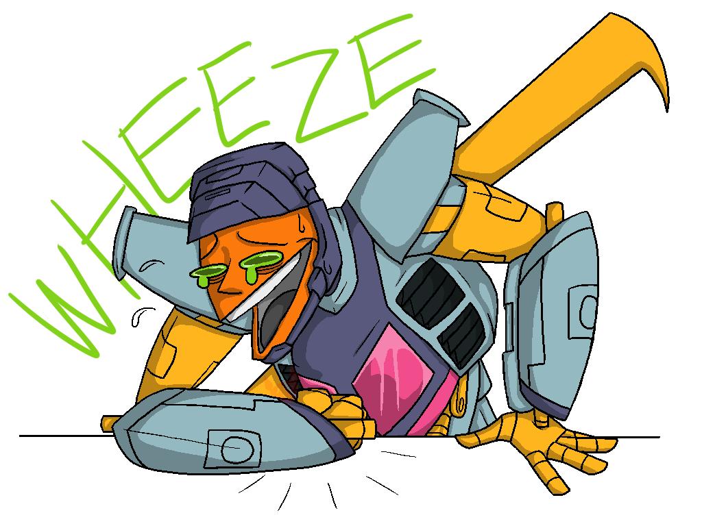 TF:Ar - Wheeze