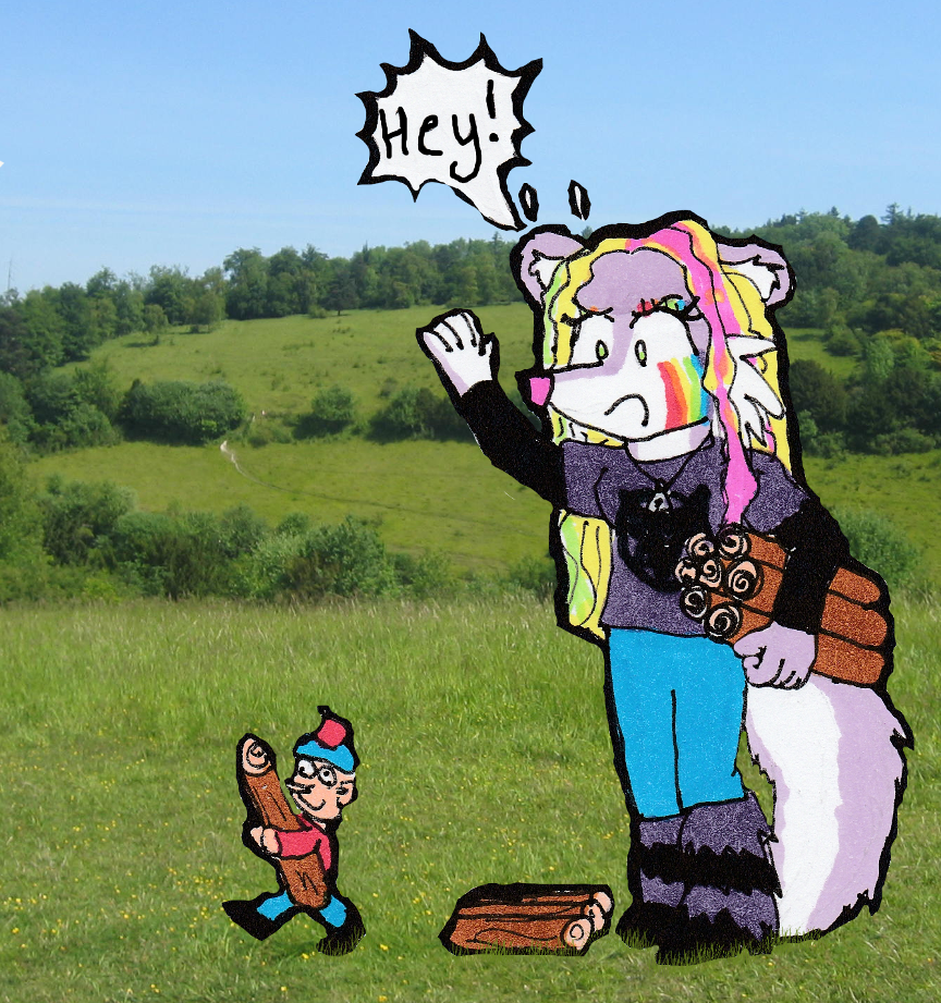 Keflings-Wood Thief!
