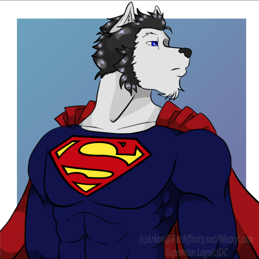 Most recent image: Superman/Wolf (Complete)