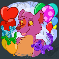 Balloony Primate