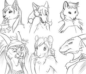 More sketchis ^^