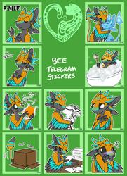 Telegram Bee 2