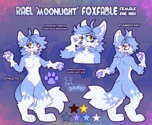 Rael Foxfable Reference Sheet