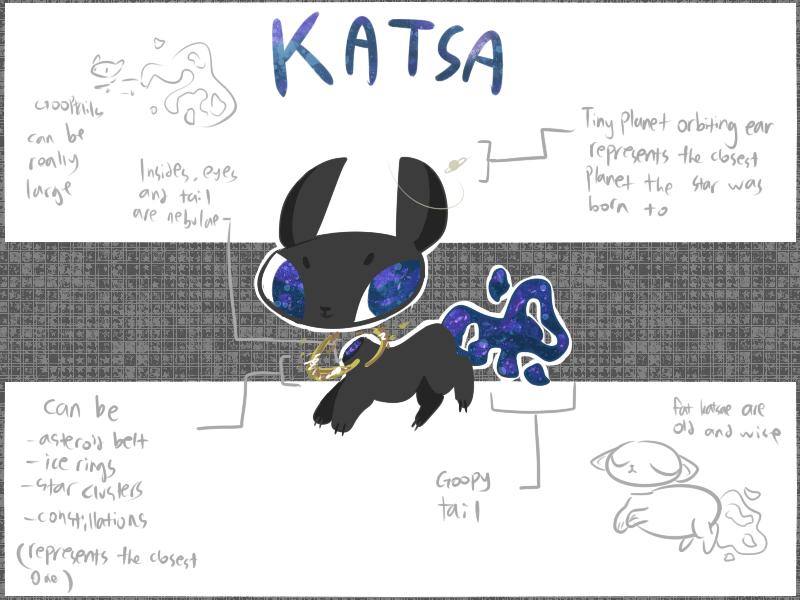 new species: katsae!!!