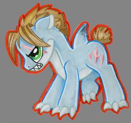 Savage Shark Pony
