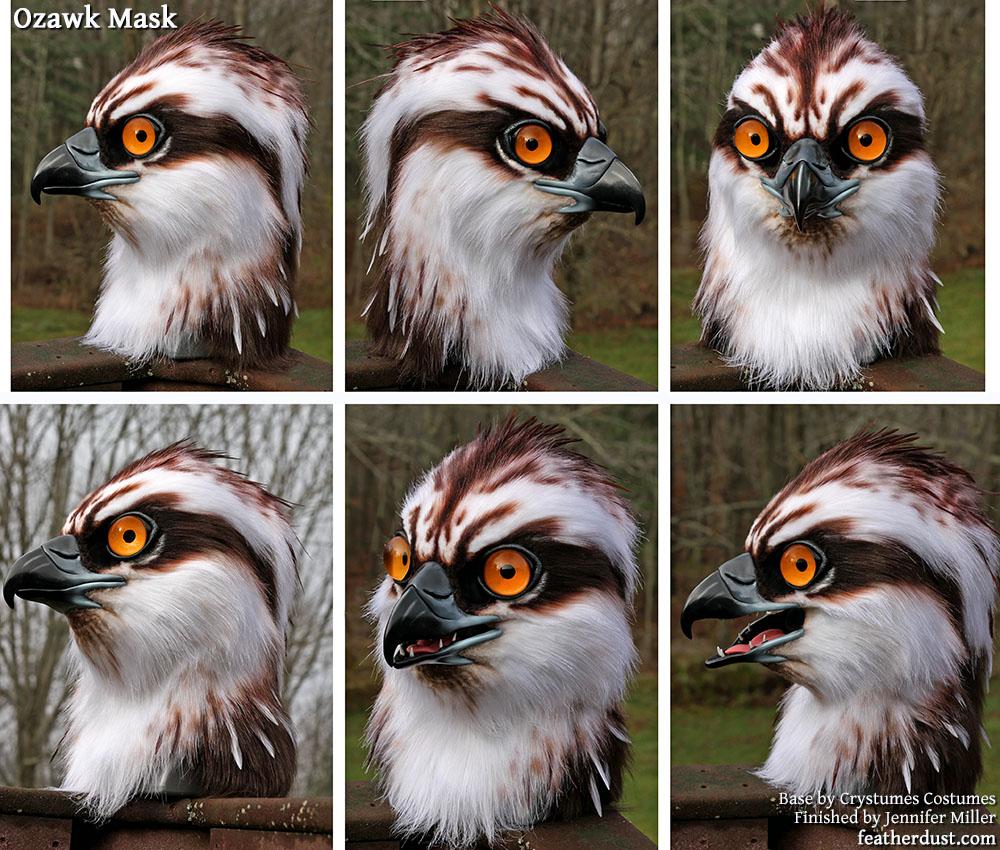 Most recent image: Ozawk Mask