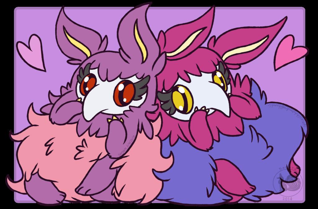 Fluffy Perfume Fairies