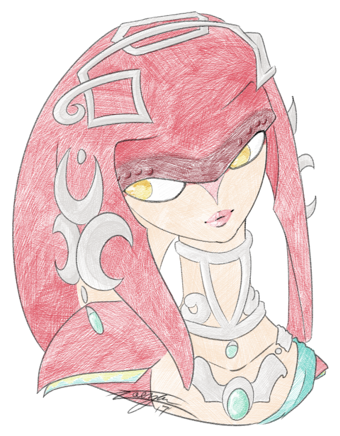Mipha headshot
