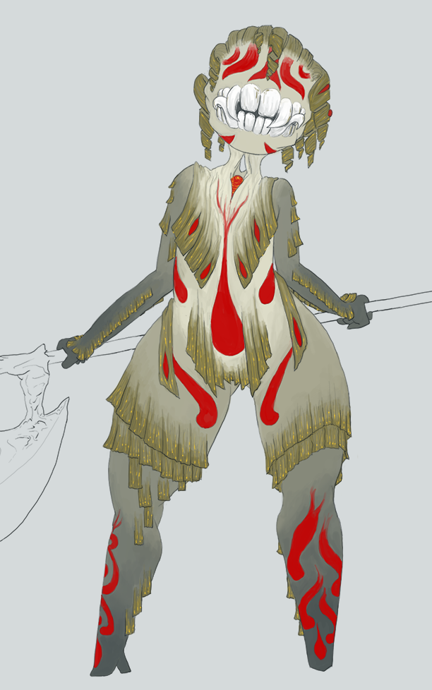Another Rift Sister WIP