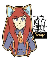 Camaraderie Art - Soup