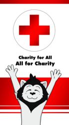 Red Cross Advertisement