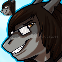 COMMISSION: Shark Icon
