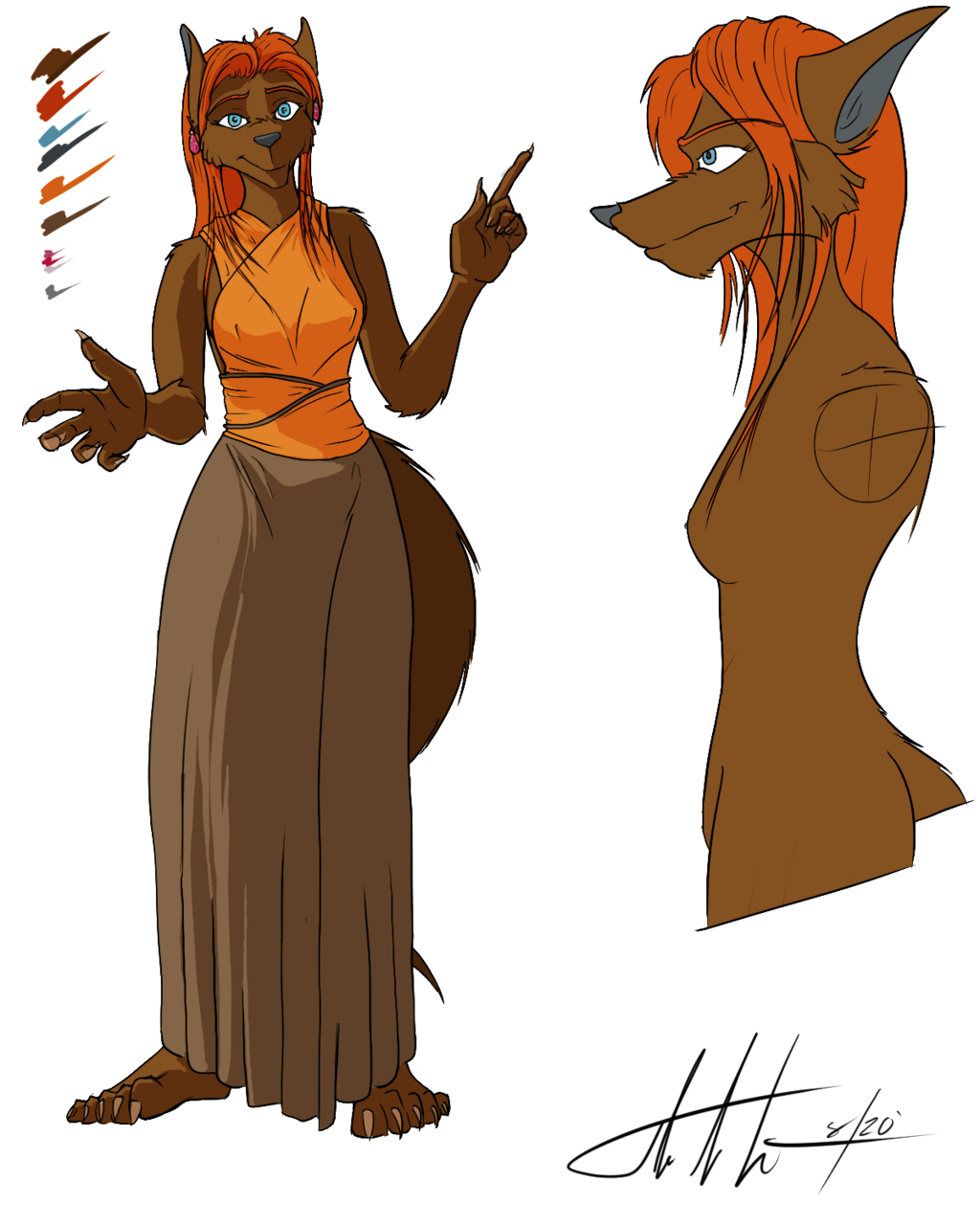 Danae Orlowsky Ref [Clothed Edition]