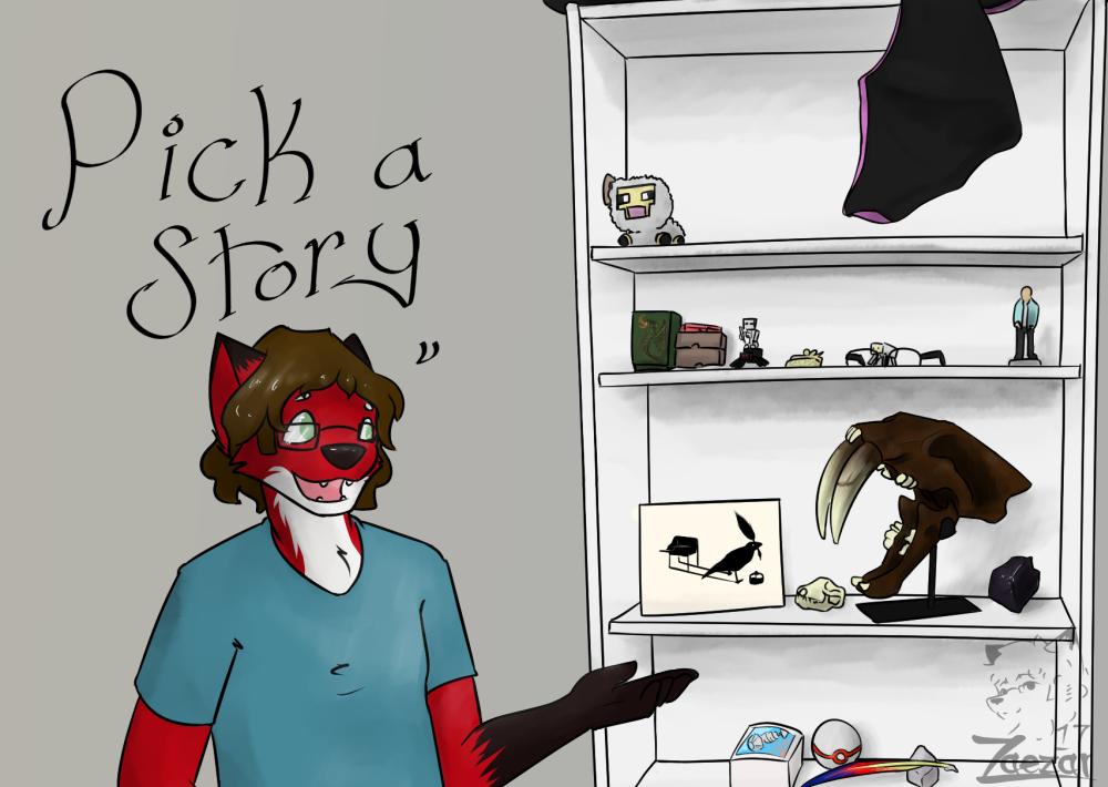 Pick A Story [+Video]