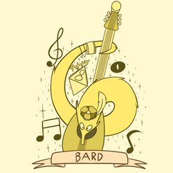 Worm on a String Classes - Bard