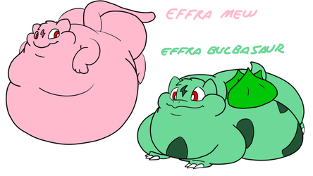 Effra's Fat Pokemon