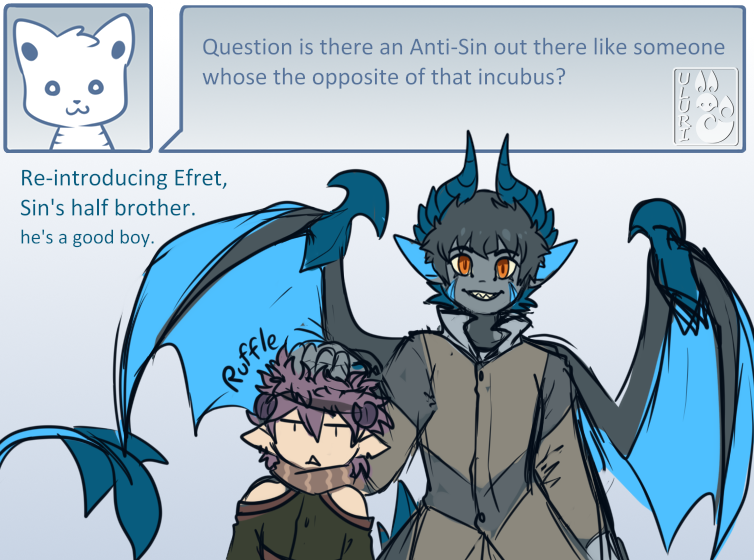 Ask: Oppossite of Sin?