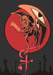 [Aster] Bloodmoon Grave-watcher