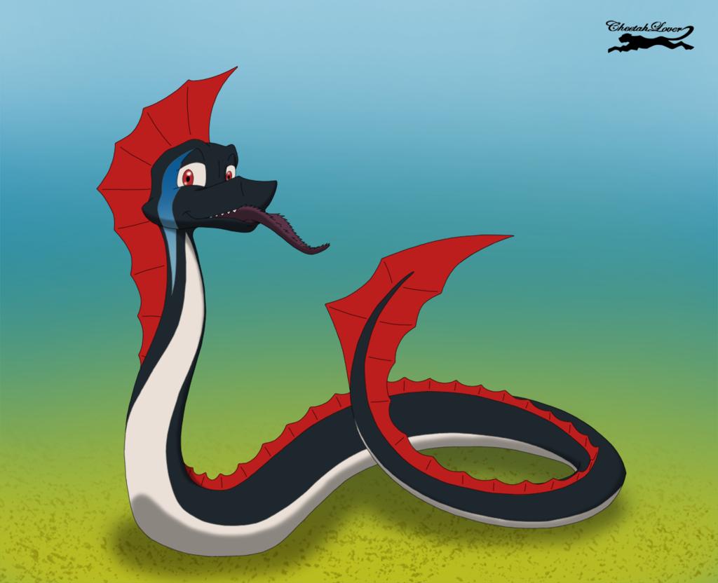 Most recent image: FallenArts Eel (Gift Pic)