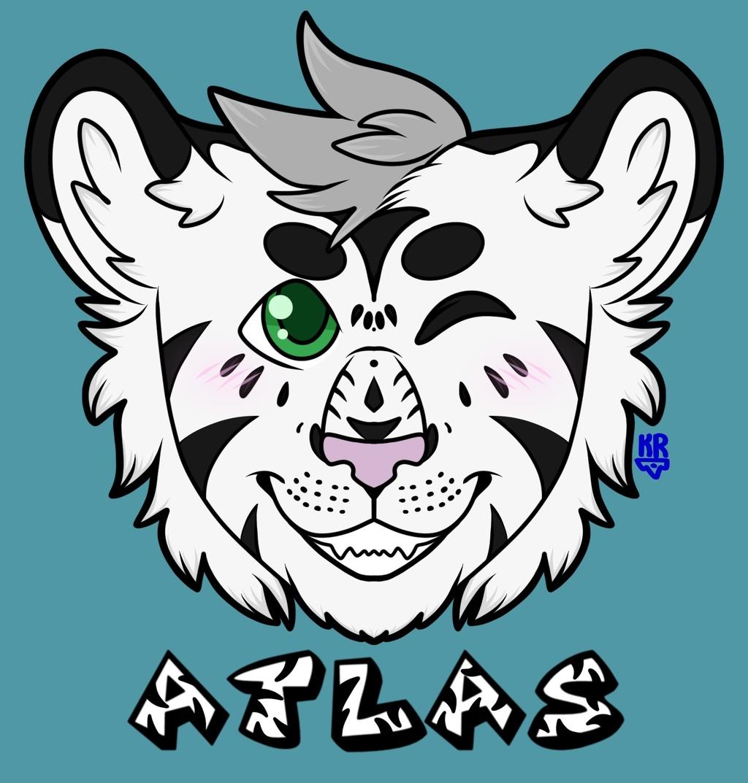 Atlas Tigre Badge Commission