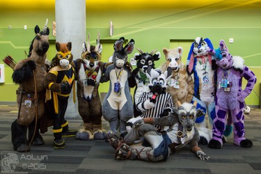 Hoofers Photoshoot at FC2015
