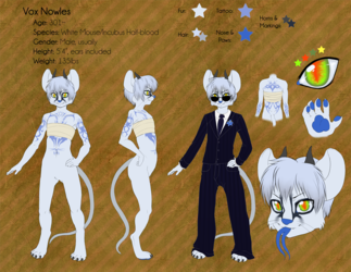 Vox Reference Commission [OLD]