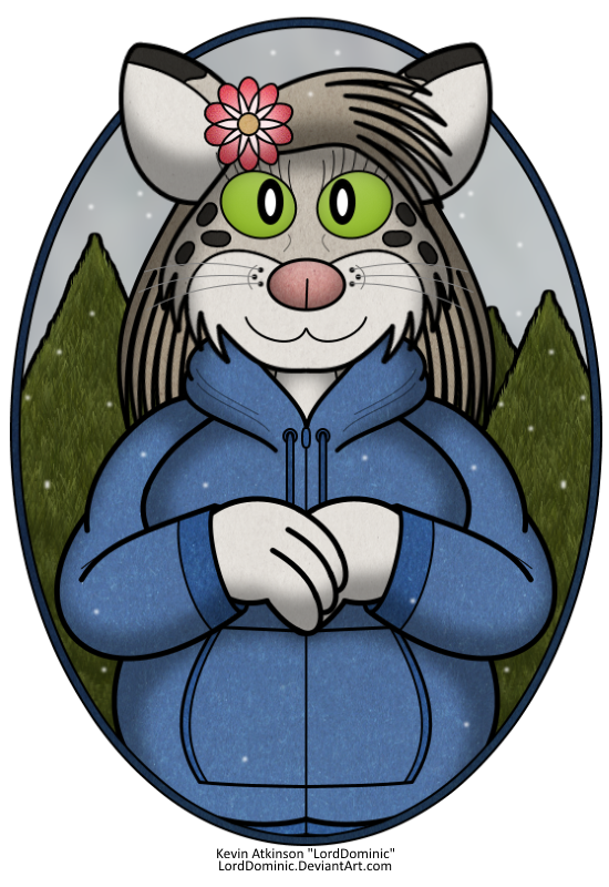 Saira, the Snow Leopard