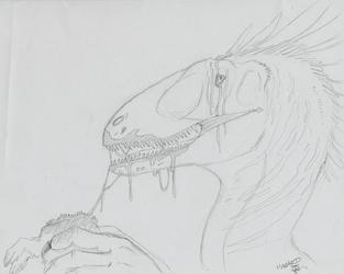 Bloody Raptor