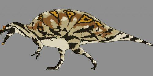 A Real Spinosaurus