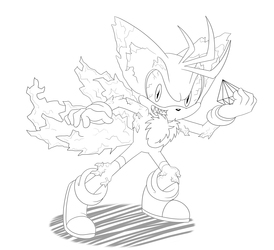 Mephiles Tails