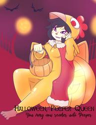 Halloween Peeper Queen