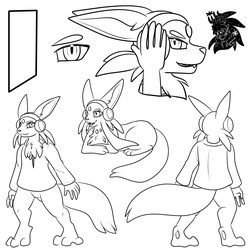 Celesteon +Reference Commission WIP+