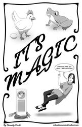 It's Magic Cover