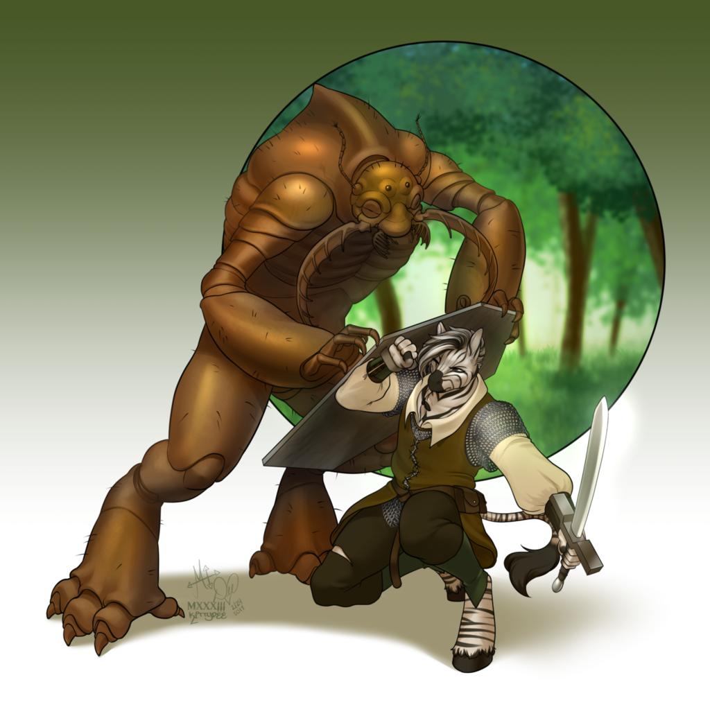 [C] Umber Hulk Smash