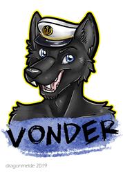 Vonder Badge