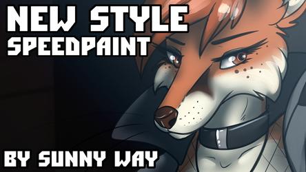 New style - Speedpaint