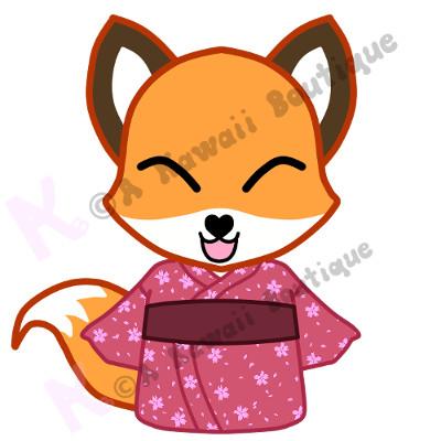 Most recent image: Kitsune in Kimono